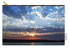 Soaring Sunset Carry-all Pouch