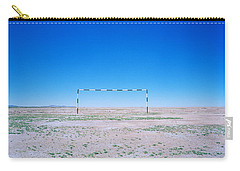 Field Of Dreams Carry-all Pouch by Shaun Higson