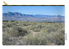 Socorro New Mexico Carry-all Pouch