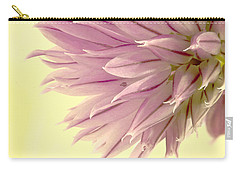 Soft And To The Point Carry-all Pouch by Sandra Foster
