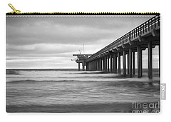 Soft Waves At Scripps Pier Carry-all Pouch