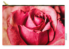 Carry-all Pouch featuring the photograph Softly by Wallaroo Images