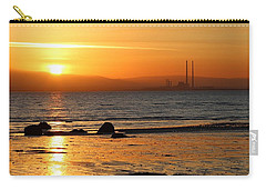 Solar Gold Carry-all Pouch