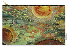 Solar Symphony Carry-all Pouch by Carol Jacobs