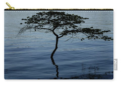 Solitaire Tree Carry-all Pouch