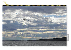 Solo Flight Carry-all Pouch by Jean Goodwin Brooks