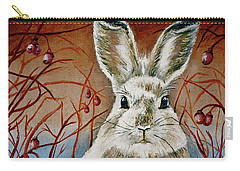 Some Bunny Is Charming Carry-all Pouch