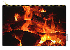 Carry-all Pouch featuring the photograph Some Like It Hot by Lisa Wooten
