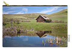 Carry-all Pouch featuring the photograph Somebody's Dream by Jack Bell