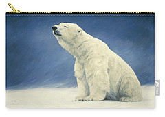 Polar Bear Carry-all Pouches