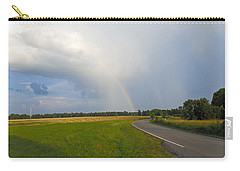 Somewhere Under The Rainbow Carry-all Pouch