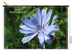 Song Of Solomon 4 Verse 7 Carry-all Pouch
