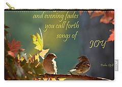 Songs Of Joy Carry-all Pouch