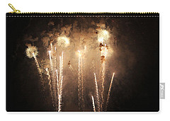 Carry-all Pouch featuring the photograph Sonic by Rowana Ray