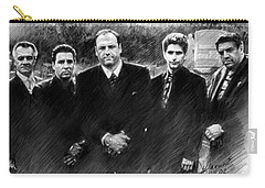 Sopranos James Gandolfini Carry-all Pouch
