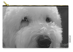 Soulful Eye's Old English Sheep Dog Carry-all Pouch