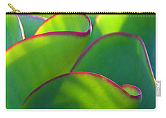 Carry-all Pouch featuring the photograph South African Beauty by Byron Varvarigos