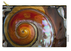 South African Turban Shell Carry-all Pouch