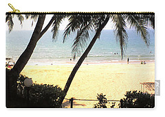South Beach - Miami Carry-all Pouch