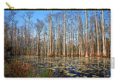 South Carolina Swamps Carry-all Pouch