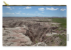 South Dakota Badlands Carry-all Pouch