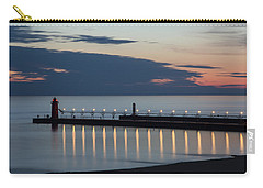 South Haven Michigan Lighthouse Carry-all Pouch