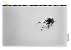 Southern Black Widow Spider Carry-all Pouch
