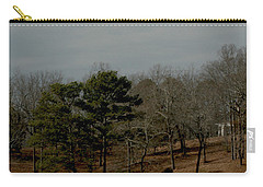 Carry-all Pouch featuring the photograph Southern Landscape by Lesa Fine