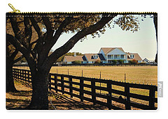 Southfork Ranch - Across The Pasture Carry-all Pouch by Robert ONeil