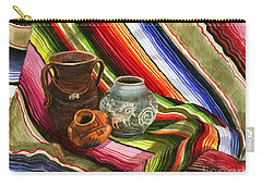 Southwest Still Life Carry-all Pouch