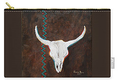 Southwestern Influence Carry-all Pouch by Judith Rhue