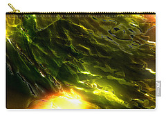 Carry-all Pouch featuring the photograph Space Fall by Richard Thomas