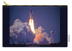 Space Shuttle Challenger Sts-6 First Flight 1983 Photo 1  Carry-all Pouch