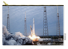 Spacex-2 Mission Launch Nasa Carry-all Pouch