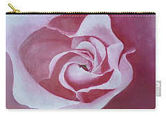 Spanish Beauty 2 Carry-all Pouch by Claudia Goodell