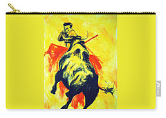 Spanish Bullfight Carry-all Pouch