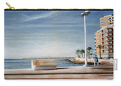 Spanish Coast Carry-all Pouch