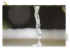 Carry-all Pouch featuring the photograph Sparkle by Leticia Latocki