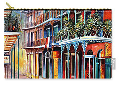 French Quarter Carry-All Pouches