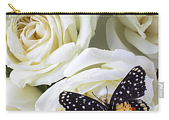 Romantic Flower Carry-all Pouches