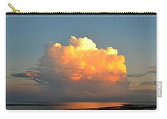 Spectacular Cloud In Sunset Sky Carry-all Pouch