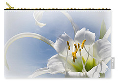 Spider Lily Carry-all Pouch by Jane McIlroy