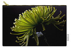 Carry-all Pouch featuring the photograph Spike by Sennie Pierson