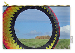 Spinning In A Circle Carry-all Pouch by E Faithe Lester