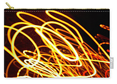 Spiral Light Among Dwellers About The City 2 Carry-all Pouch by Paulo Guimaraes