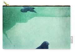 Spirit Bird Carry-all Pouch by Priska Wettstein