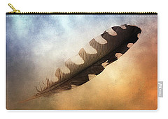 Spirit Feather Carry-all Pouch