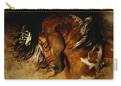 Spirit Horse Carry-all Pouch by Shanina Conway