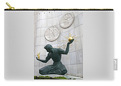 Spirit Of Detroit Monument Carry-all Pouch