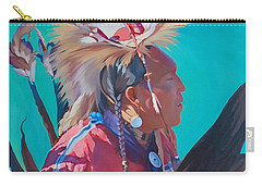 Spirit Of The Dance Carry-all Pouch